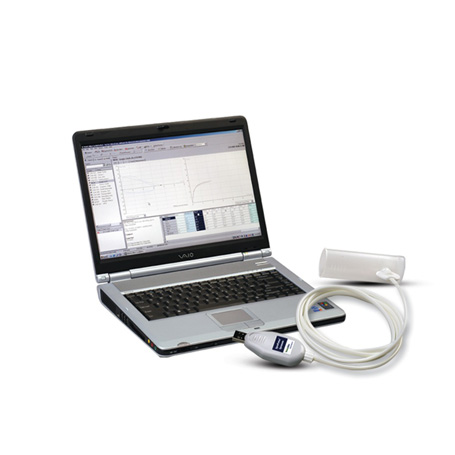 SPIRO-S: SpiroPerfect Module-2 (shown with laptop)