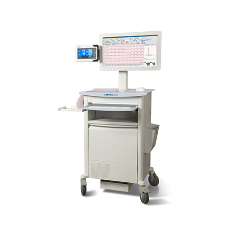XScribe Cardiac Stress Testing System, Right Angle
