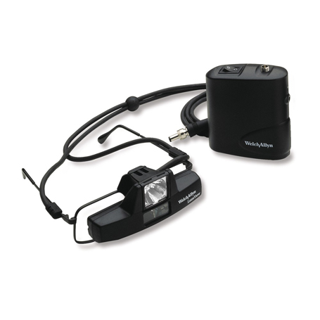 20500S: LumiView Portable Binocular Microscope with Portable Battery Pack