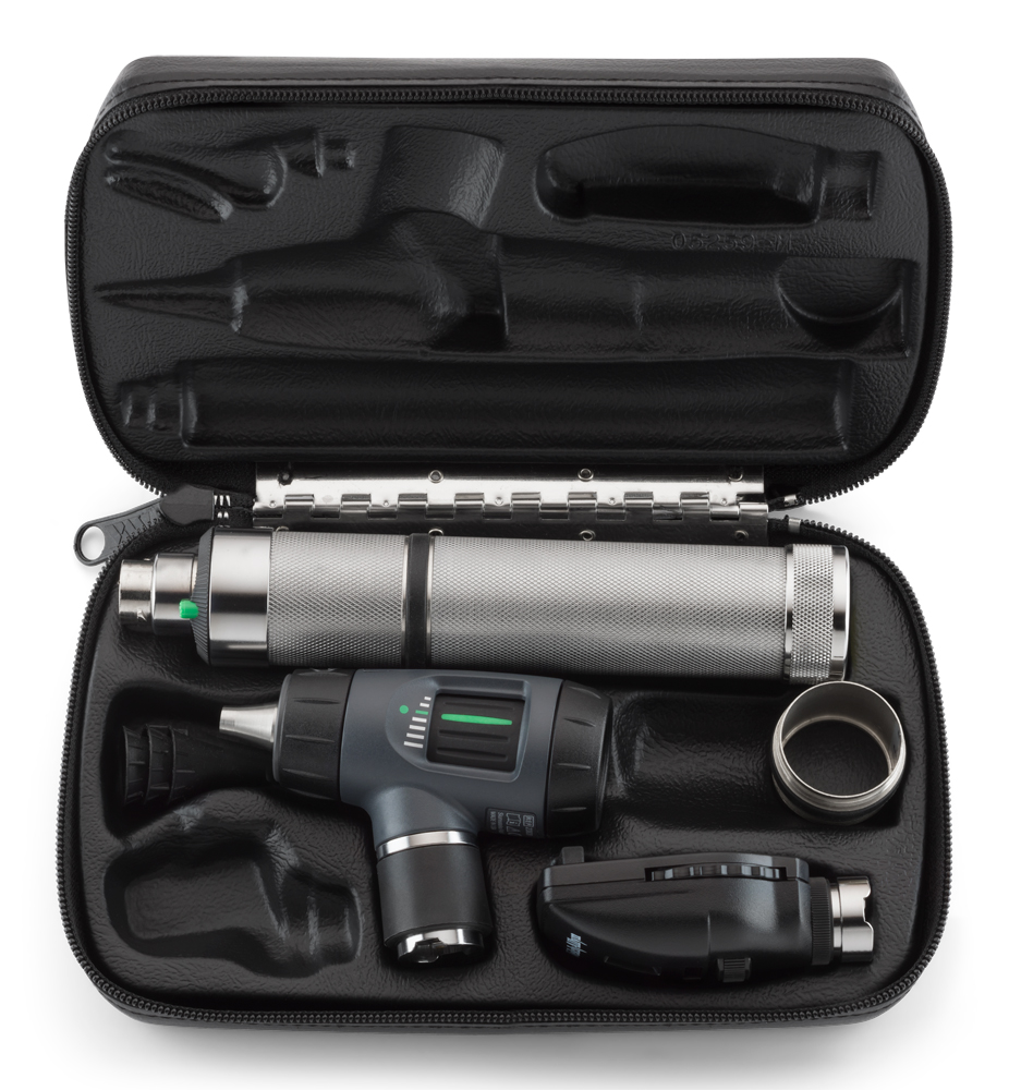 3.5V HAL OTOSCOPE-OPHTHAL SET